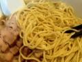 [赤羽][ラーメン]普通のラーメンを食べる要領でスープを飲むと干からびて見えます