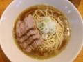 [赤羽][ラーメン]「自家製麺 伊藤」の比内鶏肉そば750円