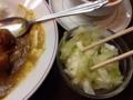 [日本橋][ラーメン][支那そば][カレー][洋食]大盛カレーライスは+300円の980円