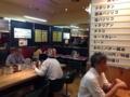 [虎ノ門][霞が関][パスタ]昭和の食堂を意識したとされる店内