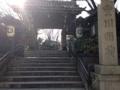 [赤坂見附][赤坂][永田町][寺院][ラーメン]赤坂見附駅徒歩5分、国道246号(青山通り)沿いにある豊川稲荷