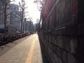[赤坂見附][赤坂][永田町][寺院][ラーメン]246沿いにドドドと広がる壁