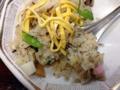 [早稲田][ラーメン][チャーハン][洋食][定食・食堂]商品名はチャーハンだけど、どちらかと言えば焼き飯に近い