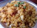 [早稲田][ラーメン][チャーハン][洋食][定食・食堂]焼きムラがあったって良いじゃない、レトロテイストなドライカレー