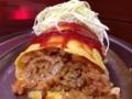 [早稲田][ラーメン][チャーハン][洋食][定食・食堂]メルシーオムライスの断面写真をたぶん本邦初公開