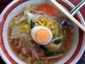 [早稲田][ラーメン][チャーハン][洋食][定食・食堂]もやしや野菜をメインに食べたい場合は塩味タンメンがいいかも
