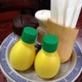 [谷中][根津][鶯谷][上野][菓子][甘味処][漫画][こち亀]甘過ぎると感じちゃう場合は追いレモンシロップ!
