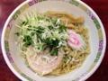 [東小金井][ラーメン][油そば][餃子]由緒正しき油そば!宝華名物・宝そば650円