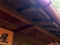 [雑司が谷][目白][池袋][鬼子母神][寺院][菓子]この屋根の裏側、なんということでしょう