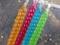 全4色のゼリー、サイリウム代わりにブンブン振り回すのもきっとあり