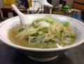[桜木町][日ノ出町][ラーメン][餃子]実は丼もかなり大きめで、完食したらかなりのボリュームかと