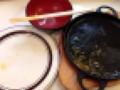 [大山][洋食][定食・食堂][漫画][孤独のグルメ]当然完食じゃー。(汚いのでモザイク処理済み)