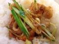 [大山][洋食][定食・食堂][漫画][孤独のグルメ]肉豆腐をホールインワン