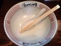 [三河島][新三河島][荒川区役所前][ラーメン]当然完食じゃー