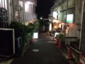 [東十条][ラーメン]JR京浜東北線東十条駅北口を出て左折し道なりに坂を下ります