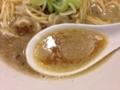 [赤羽][ラーメン][丼もの]動物系とはまた異なる濃厚なスープ