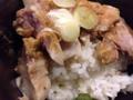 [赤羽][ラーメン][丼もの]実に米と肉が進んで進んで仕方がないよってことで