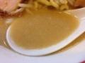 [鶯谷][入谷][ラーメン]醤油ラーメンとあんまり違い分からないかもですが味噌味のスープ