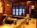 [浅草][田原町][パン][コーヒー][ジュース][カフェ・喫茶店]コの字型カウンター16席のみ、妙な居心地の良さを覚える店内