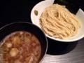 """[銀座][東銀座][ラーメン][つけ麺][丼もの]つけ麺というより""""蕎麦""""に近い「自家製麺 伊藤 銀座店」のつけそば"""