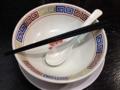 [上野][御徒町][ラーメン]そしてガッツリ完食、ごちそうさまでした!って早いな