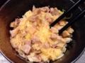 [銀座][東銀座][ラーメン][つけ麺][丼もの]どわわわわーっとかき混ぜていただこうものなら