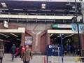 [新橋][和食][牛かつ][丼もの][お好み焼き][定食・食堂]まずJR新橋駅烏森口を出ます