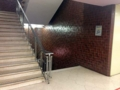 [新橋][和食][牛かつ][丼もの][お好み焼き][定食・食堂]1つ目の角を左折すると階段があるので下に降りると