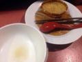 [湯島][ラーメン][つけ麺]スープ割りまでしちゃって当然完食じゃー