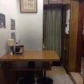 [銀座][東銀座][銀座一丁目][ラーメン]一見カウンター席のみに思えますが、別室?に4名掛けテーブル2卓あり