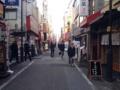 [上野][御徒町][とんかつ][和食][定食・食堂]駅出口を背に右折&そのまま直進、すぐに見えてくるのが