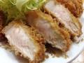 [上野][御徒町][とんかつ][和食][定食・食堂]見るからにジューシーと分かる厚切りかつが6ピースも