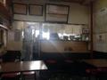 [豪徳寺][山下][ラーメン][餃子]昼下がりの訪問、窓から差し込む逆光