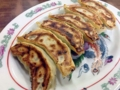 [豪徳寺][山下][ラーメン][餃子]由緒正しき正統派の焼餃子は6個入りで350円