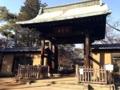 [豪徳寺][建築][寺院]招き猫の発祥とされる1480年(文明12年)創建の豪徳寺