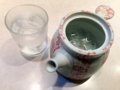 [千駄木][西日暮里][ラーメン][丼もの][菓子]陶器のポットで水を飲むのって多分ラーメン屋さんでは初めてかも