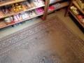 [恵比寿][広尾][菓子]田舎のじいちゃんばあちゃん家に敷かれてた妙な柄の絨毯を思い出した
