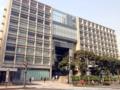 [三田][田町][ラーメン][ラーメン二郎]2011年3月に建て替えられた慶応義塾大学三田キャンパス