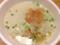 液体スープ入れて召し上がる直前の状態