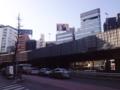 [神泉][渋谷][ラーメン]毎日大量の騒音と排気ガスを撒き散らしている渋谷道玄坂上