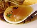 [神泉][渋谷][ラーメン]物凄いこだわりの賜物とも言える魚介系和風スープ