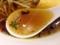 物凄いこだわりの賜物とも言える魚介系和風スープ