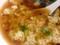 残ったスープにライスをぶち込み雑炊にして召し上がります