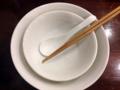 [神泉][渋谷][ラーメン]我ながらキレイに完食したなと自分で自分を褒めたくなりました