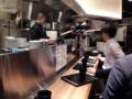 [銀座][有楽町][日比谷][蕎麦]厨房が見えてきた段階で何にするか聞かれるので