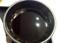 [銀座][有楽町][日比谷][蕎麦]ラー油のきいた辛い蕎麦つゆ