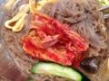 [有楽町][銀座][日比谷][内幸町][新橋][ラーメン][丼もの][韓国料理][漫画][孤独のグルメ]キムチを乗せてもケンカすることなく最後まで美味しく楽しめます