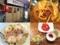 有楽町ガード下の韓国料理「まだん」の韓国冷麺+ミニチャーシュー丼
