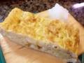 [和食][寿司・魚介類]厚焼き玉子260円。写真だと分かりませんが出来たてホカホカ