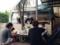 甘味処というよりはカフェスタイルのお店が目の前に広がっており